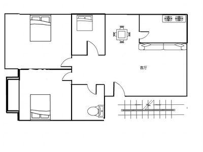 北苑首付50万左右买大三房双阳台来即看面对大草坪真实房源非诚勿扰