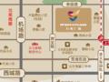 鸿翔·万体广场交通图