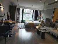 杭州西湖区头资 精装loft双钥匙公寓,2室105万,可自住可包租!