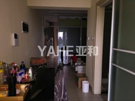 嘉和广场57平绣湖学区房 小面积带阳总价低 自住装修家具家电全送 通透采光好