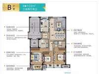 出售碧桂园 星荟3室2厅2卫103平米110万住宅