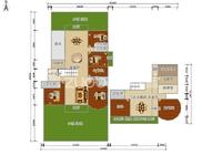 一楼确权356平使用600多平,豪华装修,户型好,稀缺在售