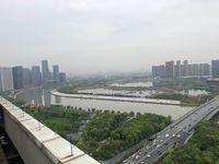 滨江国际 银苑社区 高层楼中楼 江景房 有超大露台