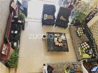 滨江国际宾王小学宾王中学楼中楼一线江景房200万豪华装修花园