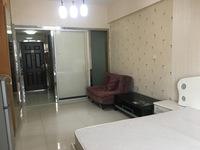 新马路公寓 精装一室一厅50平 采光好拎包入住 义乌之心旁边