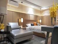 萧山万达酒店式公寓42平米精装修途家10年包住水电维修费全免