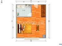 义乌雪峰银座38.7平简装办公装修满2年卖45万总价最低的稀缺好房子
