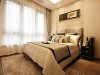 万达广场61平非常好的精装修,家具家电全送,楼层中上层,朝向好,租金高