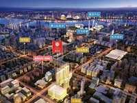 杭州火车南站 浙江第二大交通枢纽 总价100万公寓 升值空间巨大