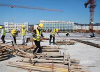 义乌15个省重点工程正式复工