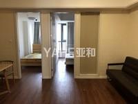 万达公寓 两室精装修 拎包入住 楼层好 户型通透 万达商圈买两室首付只需40万