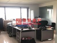国贸大厦 120平 精装修 办公室 年租金5.5万 连办公室内部转让 现租三万